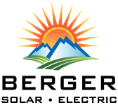 Berger Solar Electric Logo